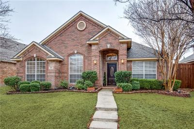 Frisco Single Family Home For Sale: 2541 Campfire Lane