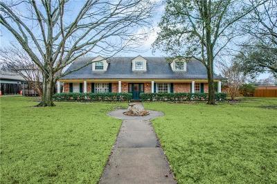 Dallas Single Family Home For Sale: 6938 Briar Cove Drive