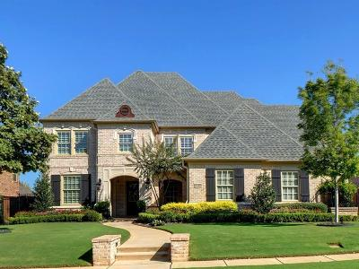 Colleyville Single Family Home For Sale: 6811 Whittier Lane