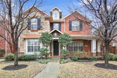 Allen TX Single Family Home For Sale: $360,000