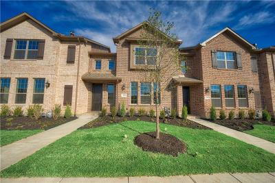 Carrollton Townhouse For Sale: 3636 Harebell Drive