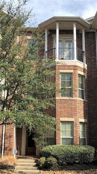 Frisco Townhouse For Sale: 8256 Short Street