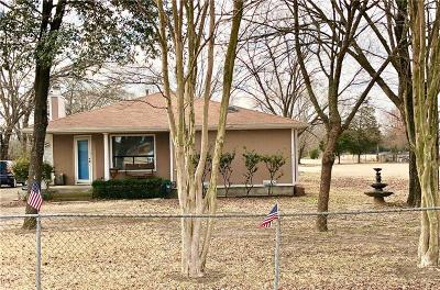 Dallas Single Family Home For Sale: 10320 Oakwood Drive