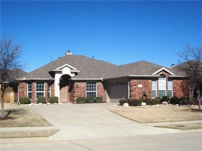 Frisco Residential Lease For Lease: 15742 Bull Run Drive