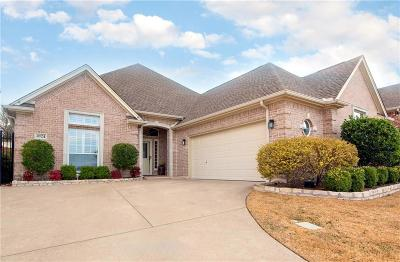 Benbrook Single Family Home For Sale: 4924 Ridge Circle