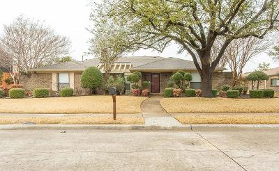 Plano Single Family Home For Sale: 3527 Interlaken Drive