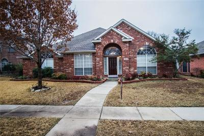 Allen Single Family Home For Sale: 918 Mustang Drive
