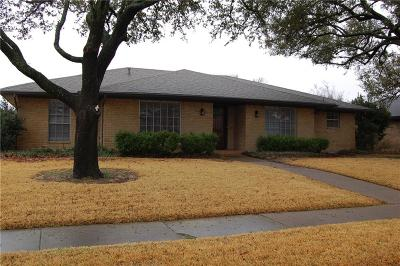 Plano Single Family Home For Sale: 2516 Delmar Drive