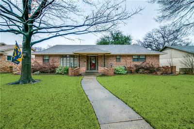 Richardson Single Family Home For Sale: 1310 Chickasaw Drive