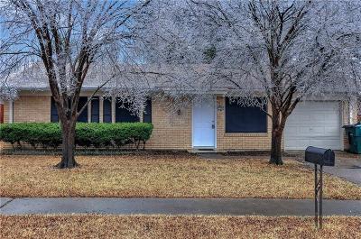 Single Family Home For Sale: 718 E Martin Lane