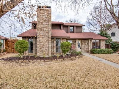 Lewisville Single Family Home For Sale: 1630 Belltower Court