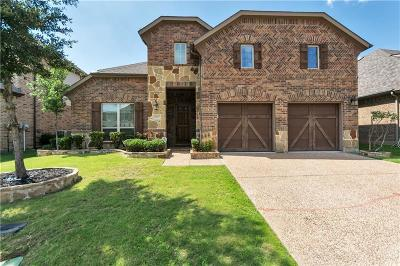 Lewisville Single Family Home Active Option Contract: 2817 N Umberland Drive