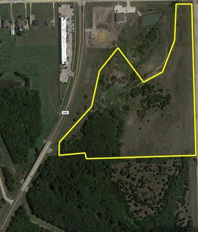 Forney Residential Lots & Land Active Option Contract: Fm Road 741