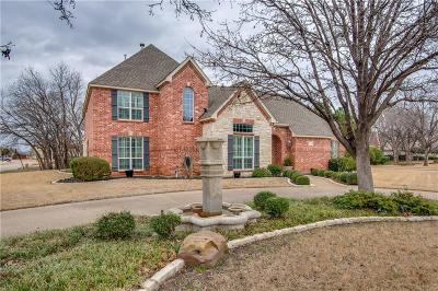 Trophy Club Single Family Home Active Option Contract: 312 Skyline Drive