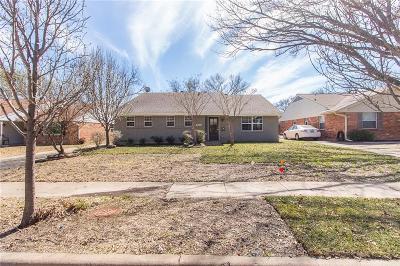 Single Family Home For Sale: 10612 Mapleridge Drive