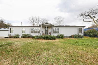 Mansfield Single Family Home Active Option Contract: 10732 County Road 525