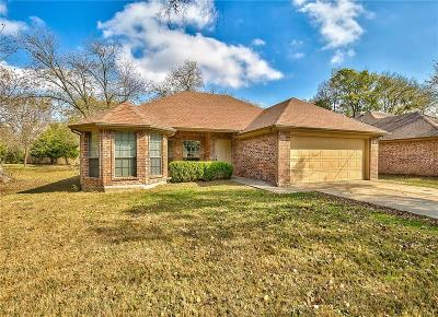 Forney Single Family Home Active Option Contract: 515 Kaufman Street
