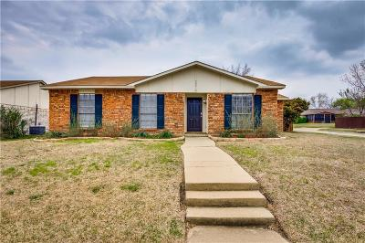 The Colony TX Single Family Home For Sale: $230,000