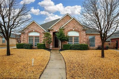 North Richland Hills Single Family Home For Sale: 7813 Heatherbrook Court