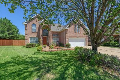 Hickory Creek Single Family Home For Sale: 110 Whitney Drive