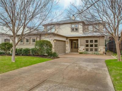 Dallas Single Family Home For Sale: 8612 Glencrest Lane