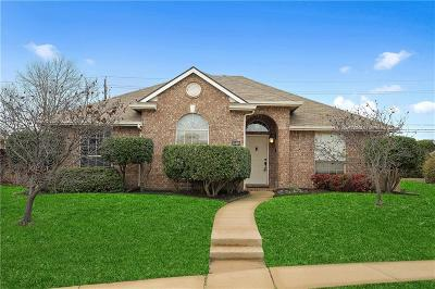 Frisco Single Family Home For Sale: 12418 Chattanooga Drive
