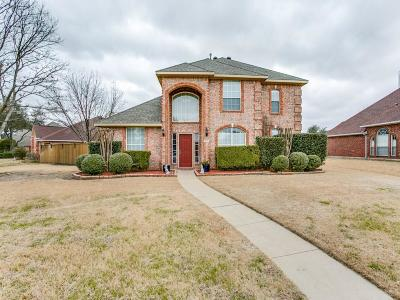 Garland Single Family Home For Sale: 2737 Grasmere Street