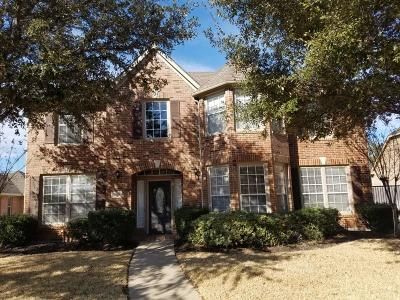 Keller Single Family Home For Sale: 2807 Countryside Trail