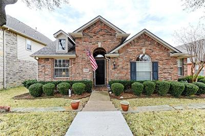 Richardson Single Family Home For Sale: 3606 Christopher Lane