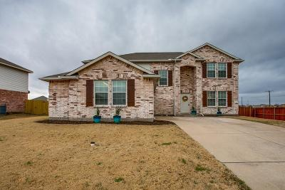 Forney Single Family Home For Sale: 211 Rambling Way