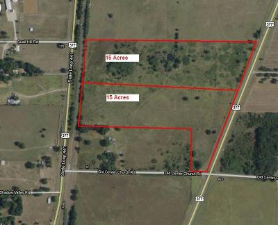 Collinsville TX Commercial Lots & Land For Sale: $300,000