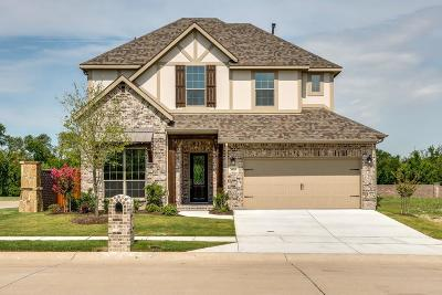 McKinney Single Family Home For Sale: 3401 Hickory Bend Trail