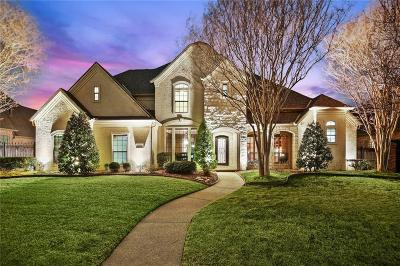 Colleyville Single Family Home For Sale: 7212 Braemar Terrace