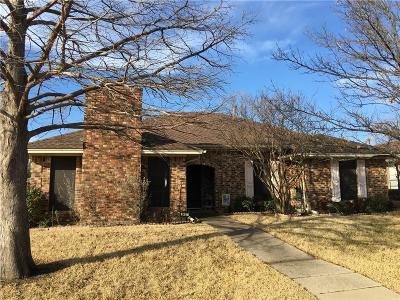 Dallas Single Family Home For Sale: 2407 Daybreak Drive