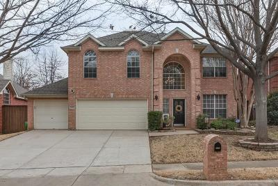 Flower Mound Single Family Home For Sale: 3205 Paddock Circle
