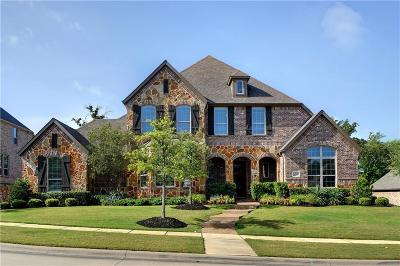 Trophy Club Single Family Home Active Option Contract: 8 Reading Court