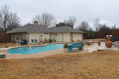 Flower Mound Single Family Home For Sale: 1211 River Oaks Drive