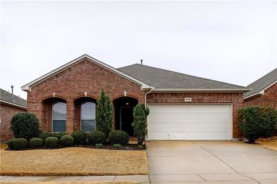 Single Family Home For Sale: 12836 Danville Drive