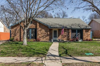 Flower Mound Single Family Home For Sale: 4108 Wimbledon Drive