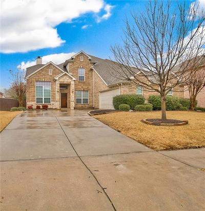 Frisco Residential Lease For Lease: 1520 Kingfisher Lane