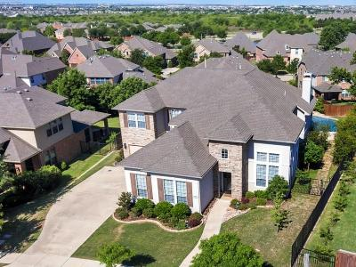 Fort Worth Single Family Home Active Option Contract: 9457 Tindall Drive