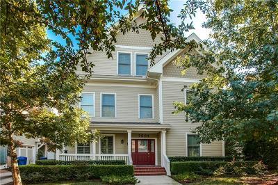 Dallas Townhouse For Sale: 2604 Thomas Avenue #1