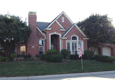 Mckinney Single Family Home For Sale: 1207 Lake Point Circle