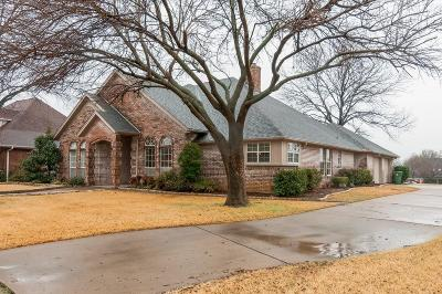 North Richland Hills Single Family Home Active Option Contract: 6308 Meadow Lakes Drive