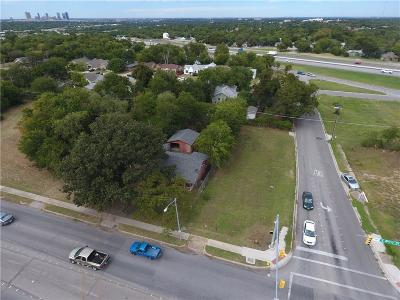 Fort Worth Residential Lots & Land For Sale: 2937 E Berry Street