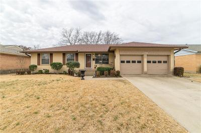 Plano Single Family Home For Sale: 1709 N Place