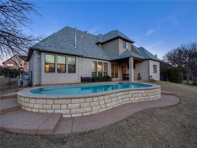 Fort Worth Single Family Home For Sale: 12309 Indian Creek Drive