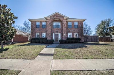 Single Family Home Active Option Contract: 3704 Arbordale Lane