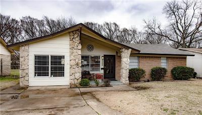 Dallas TX Single Family Home For Sale: $197,995