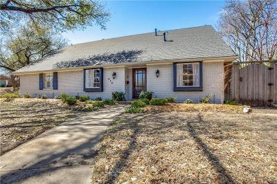 Richardson Single Family Home For Sale: 412 Brook Glen Place